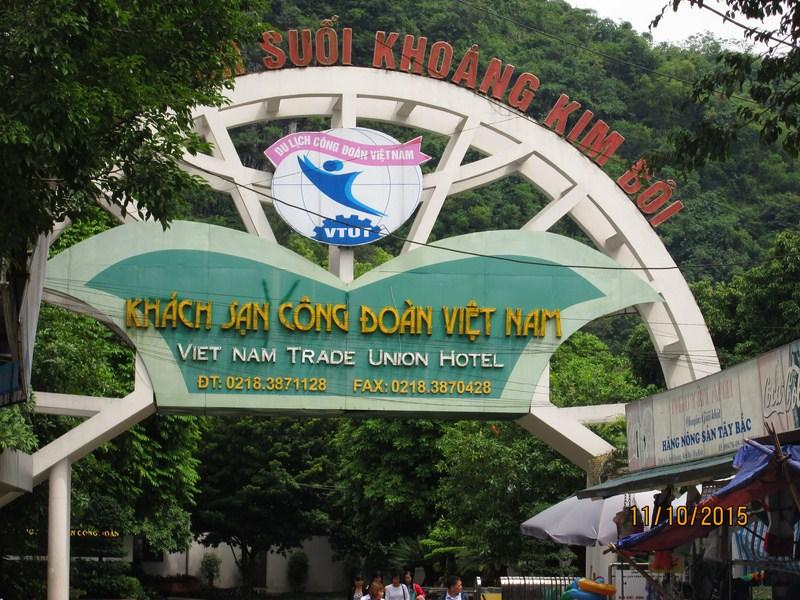 Du lịch Kim Bôi