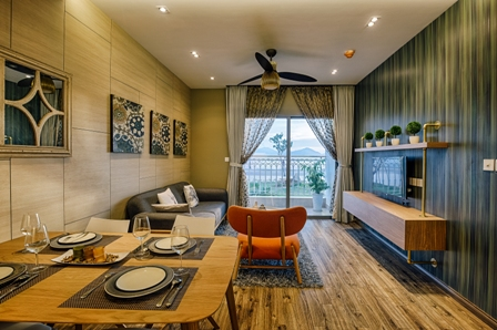 Hòa Bình Green Đà Nẵng - công trình được chờ đón phục vụ sự kiện APEC 2017