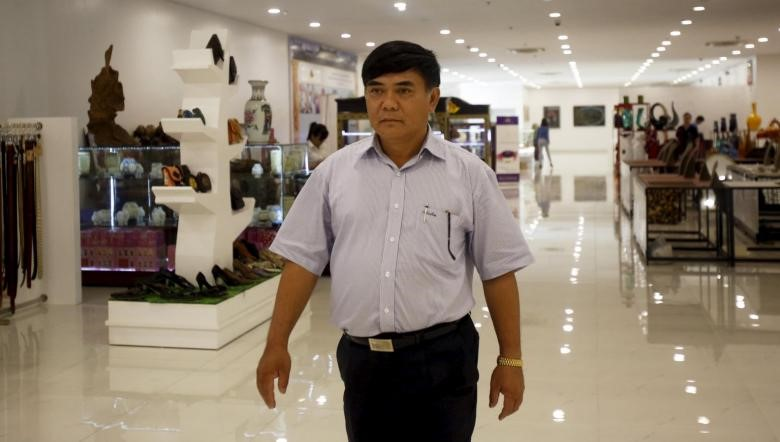 Tycoon to the rescue as cheaper China floods Vietnam's economy