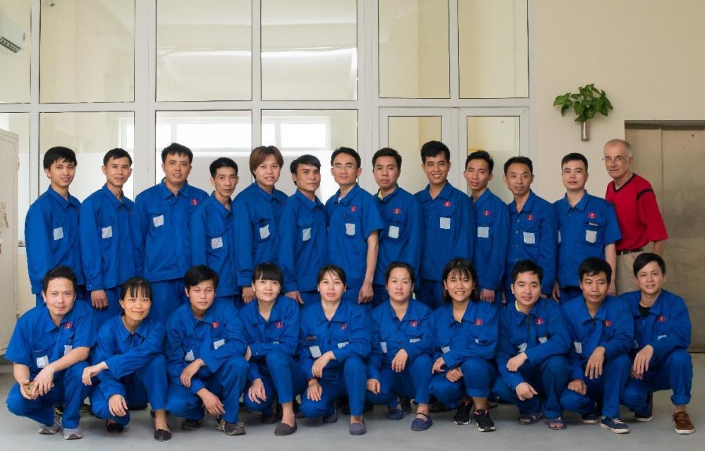 Hoa Binh Gold Plating Factory (Duong Man)